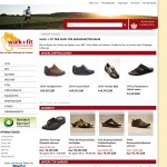 Walk+Fit Onlineshop